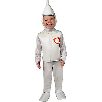 Tin Man Costume For Children