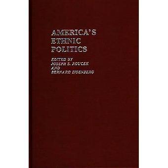 Americas etniske politik af Roucek & Joseph S.