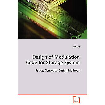 Design of Modulation Code for Storage System by Lee & Jun