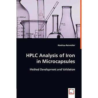 HPLC Analysis of Iron in Microcapsules by Reismller & Matthias