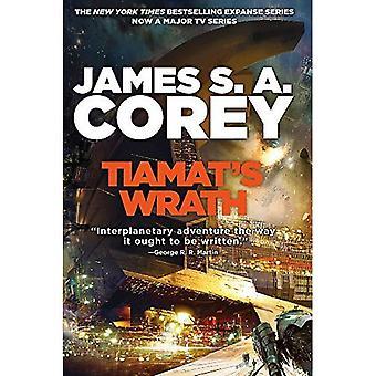 Tiamats vrede: bok 8 av vidsträckta (nu en Prime ursprungliga serie) (yta)