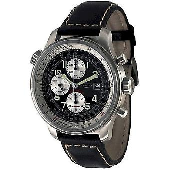 Zeno-watch mens watch OS slide rules slide rule chronograph date 8557CALTVD-b1