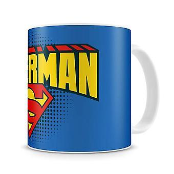DC Comics Classic Superman Shield Mug