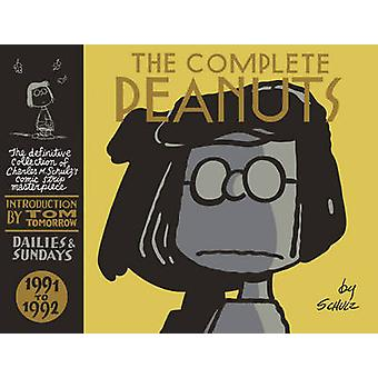 The Complete Peanuts - 1991-1992 by Charles M Schulz - 9781606997260 B