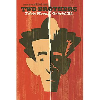 Two Brothers by Gabriel Ba - 9781616558567 Book