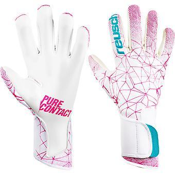 Reusch Pure Contact II Pink Goalkeeper Gloves Size