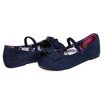 Chatties Toddler Girls Denim Ballet Flats Chatties Toddler Girls Denim Ballet Flats Chatties Toddler Girls Denim Ballet Flats Chatties