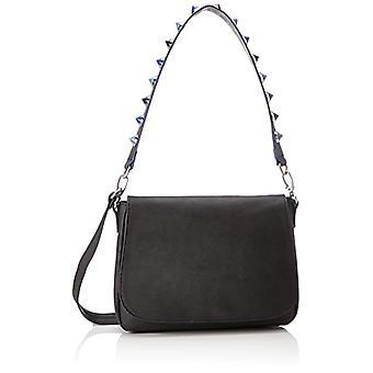 s.Oliver (Bags) 39.801.94.4458 - Donna Schwarz shoulder bags (Black/schwarz) 5.5x18.5x22.5 cm (B x H T)