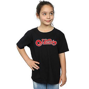 Heart Girls Red Logo T-Shirt