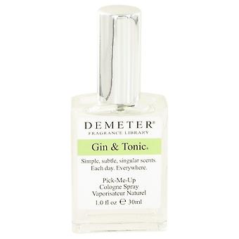 Gin & tonique de Demeter Cologne Spray 1 oz/30 ml (hommes)