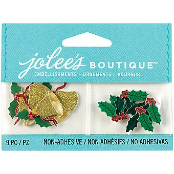 Jolee's Boutique Seasonal Embellishments Jingle Bells E5000624