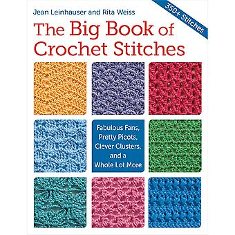 Martingale & Company Big Book Of Crochet Stitches Mg 84506
