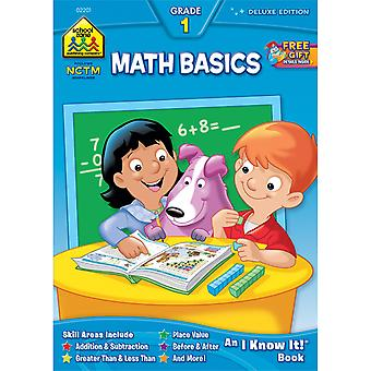 Workbooks Math Grade 1 Szwkbk 2201