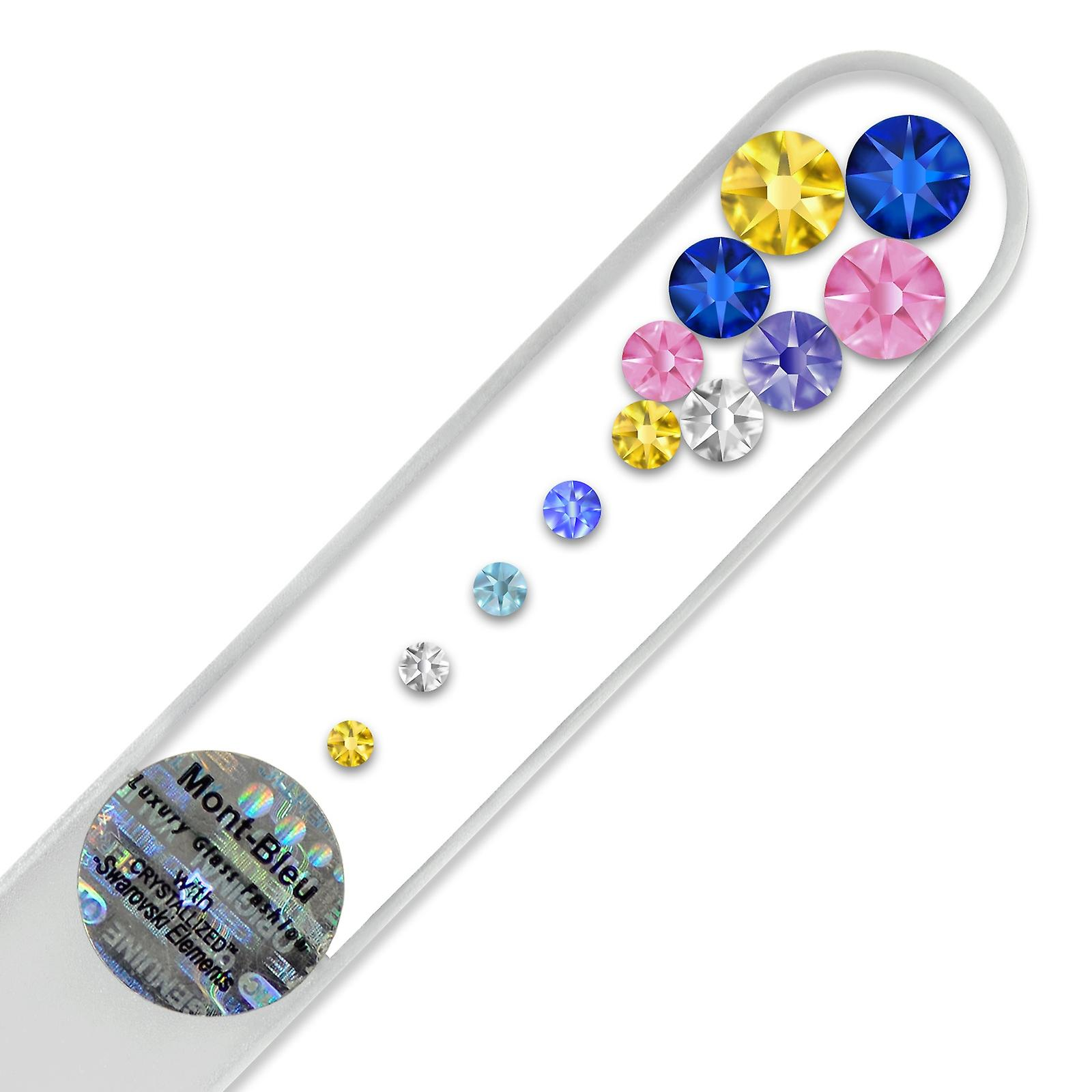 Glass nail file Swarovski M-M1-12