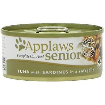 Applaws Cat Lata Senior Atun/sardinas (Katzen , Katzenfutter  , Nassfutter)