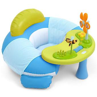 Smoby Inflatable Seat Activities (Babies , Toys , Skill Development , Psychomotricity)