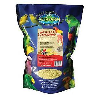 Loro Essentials 10kg Vetafarm
