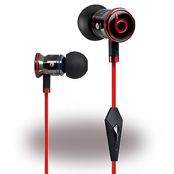 Beats by Dr. Dre iBeats monster - in-ear cuffia auricolare per iPhone iPad iPod in nero