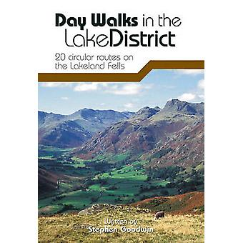 Day Walks in the Lake District by Stephen Goodwin