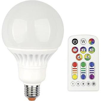 LED E27 Globe 13 W = 60 W RGBW (Ø x L) 100 mm x 160 mm EEC: A JEDI Lighting dimmable, colour-changing 1 pc(s)