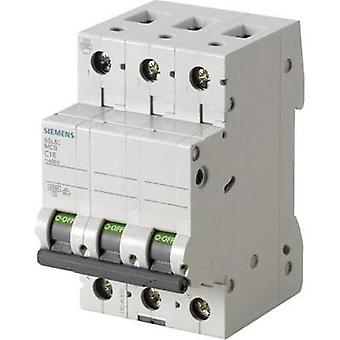 Circuit breaker 3-pin 13 A