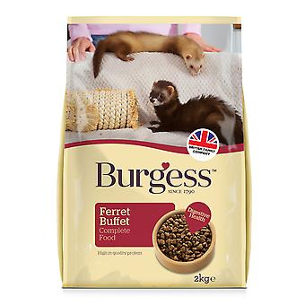 Burgess Ferret Buffet Chicken 2kg
