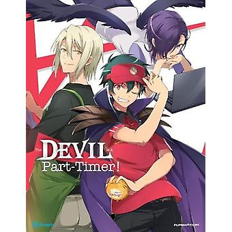 Devil Is a Part Timer: Complete Series [BLU-RAY] USA import
