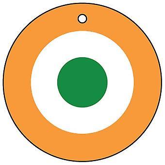 Indische Luftwaffe Roundel Auto-Lufterfrischer