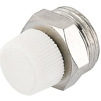 Radiator Air Vent Bleed Plug Valve No Need Key