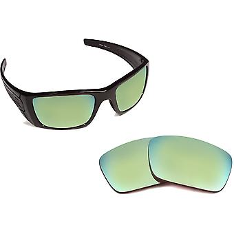 New SEEK Polarized Replacement Lenses for Oakley FUEL CELL Red Yellow Green