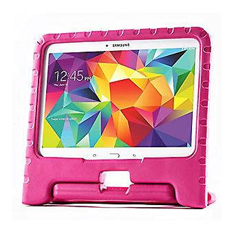 i-Blason-Galaxy Tab 4 10.1-Armorbox Kido Series Lightweight Super Protection Case-Pink