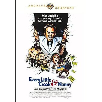 Chaque importation USA Little Crook & Nanny [DVD]