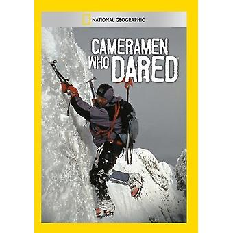 Cameramannen Who Dared [DVD] USA import