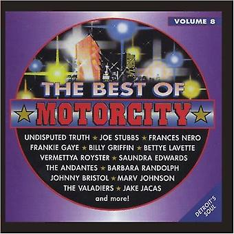 Best of Motorcity - Vol. 8-Best of Motorcity [CD] USA import