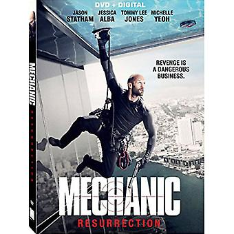 Mechanic Resurrection [DVD] USA import