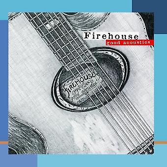 Firehouse - bra akustik [CD] USA import