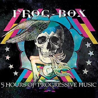 Various Artists - Prog Box [CD] USA import