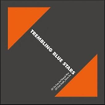Skælvende blå stjerner - hurtigt tog & Telegraph ledninger [CD] USA import