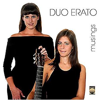 Duo Erato - Musings [CD] USA import