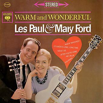 Larry Elgart & Les - Warm & Wonderful [CD] USA import