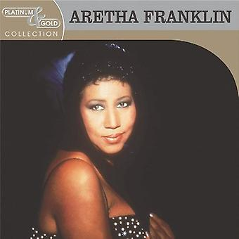 Aretha Franklin - import USA Platinum & zlota Kolekcja [CD]