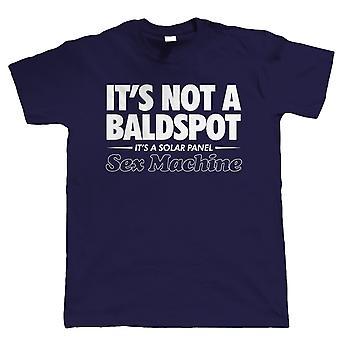 It's Not A Bald Spot, Mens Funny T Shirt
