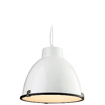 Firstlight Manhattan witte koepel plafond hanger