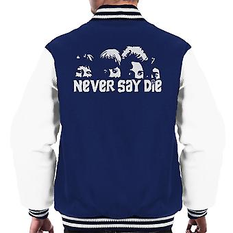 Goonies Never Say Die Men's Varsity Jacket