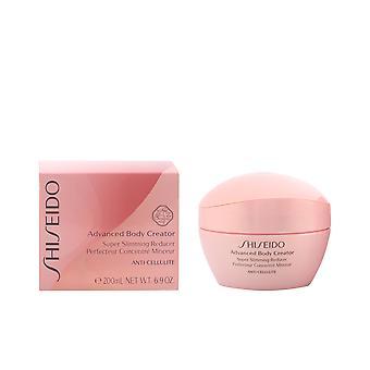 Shiseido Advanced Body Creator Super schlank Druckminderer 200 Ml für Damen