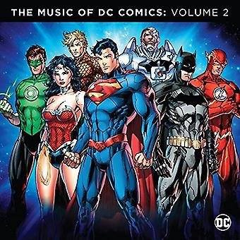 DC Comics V2 (LP) - Dc Comics V2 (LP) [Vinyl] USA importerer