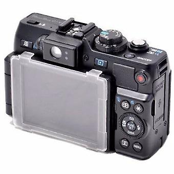 JJC Hard LCD Protective Cover for Canon PowerShot G1X