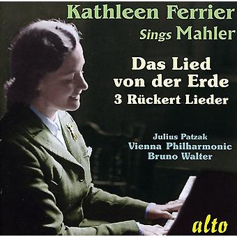 G. Mahler - Kathleen Ferrier Sings Mahler [CD] USA import