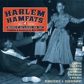 Harlem Hamfats - Masters of Jazz & Blues 1936-1944 [CD] USA import