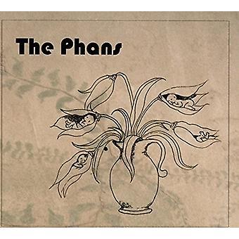 Phans - Phans [CD] USA importerer